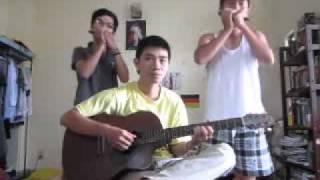 Neu luc truoc em dung toi - guitar & harmonica