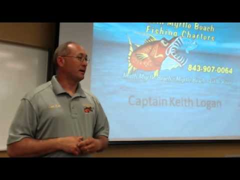 2014 CCU Saltwater Fishing Seminar