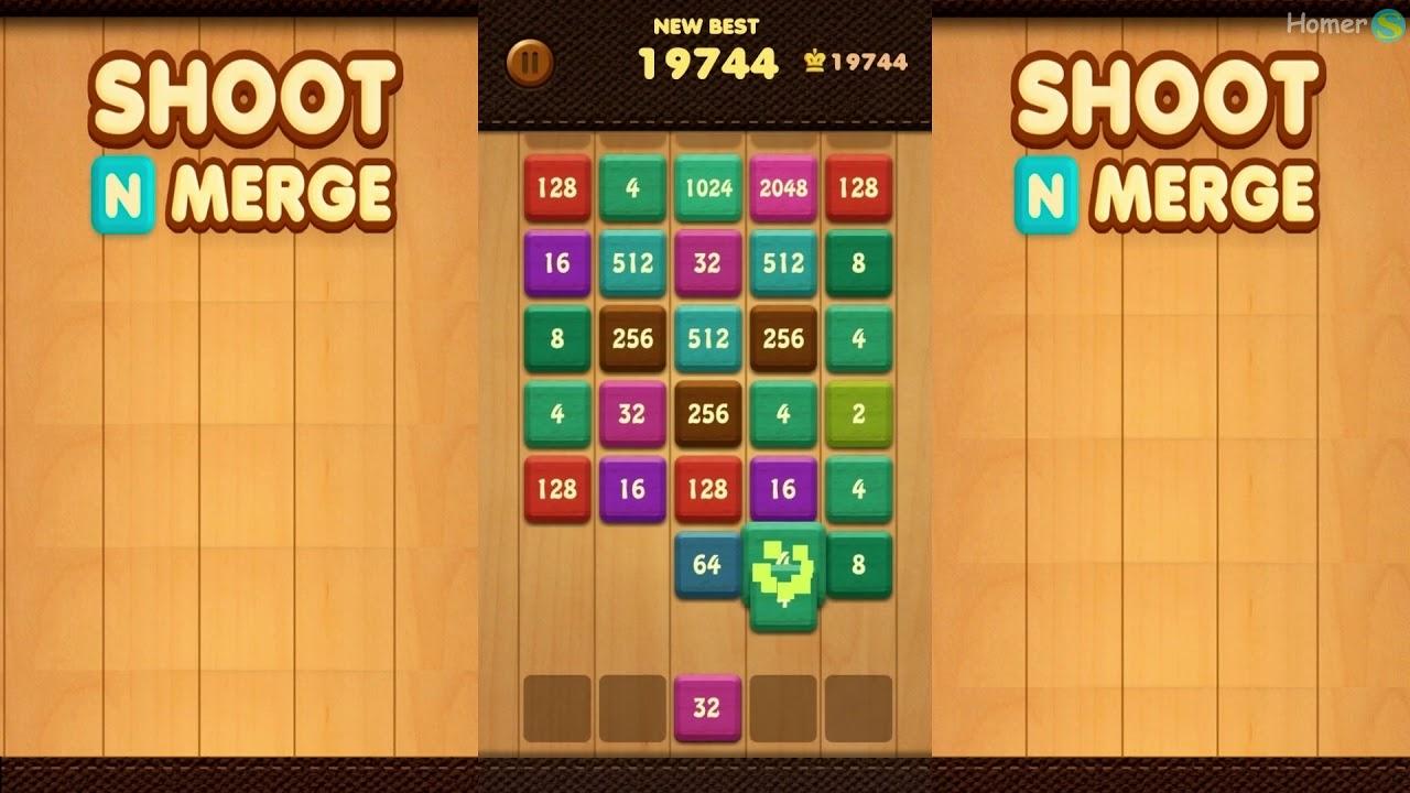 Resultado de imagem para Shoot´n Merge – Block puzzle