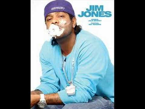Клип Jim Jones - Don't Push Me Away