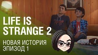 Life is Strange 2   Новая история   Эпизод 1