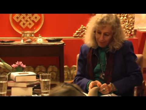 Profound Treasury of the Ocean of Dharma: Meditation - Shambhala Halifax 2013