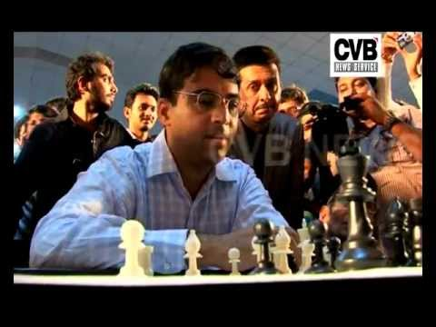 SACHIN DESERVES BHARAT RATNA: VISWANATHAN ANAND