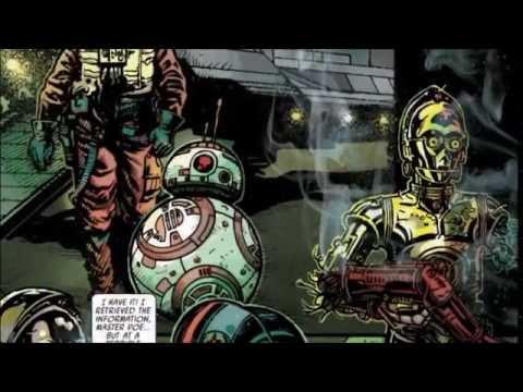 C3PO Red Arm Story By Anthony Daniels/ C3PO Vörös Kar Story ..