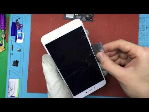 Замена сенсорного стекла | Xiaomi Redmi Note 5A
