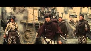 Атака Титанов. Фильм первый: Жестокий мир (2015) | Red-band трейлер