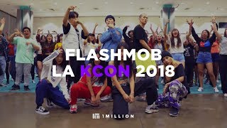 Dance Workshop in LA / KCON 2018 LA / 1MILLION