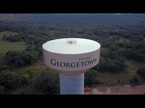 Cedar Breaks Park - Georgetown, Texas - 4K