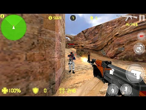 Gun Strike 3D (by ITAP.app) Android Gameplay [HD]