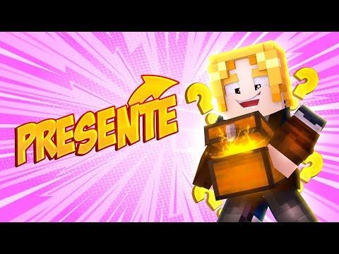 PRESENTE DO FOREVER - Minecraft INFINITO -...