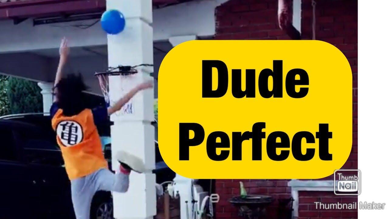 Dude Perfect Trickshots Youtube
