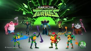 Yeni Güçleriyle Ninja Kaplumbağalar Karşınızda!