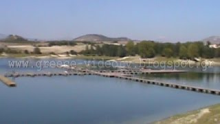 Kozani Macedonia Greece nautical club lake Polifitou Κοζάνη Λίμνη Πολυφύτου ναυτικός όμιλος Κοζάνης(http://www.greece-videotv.blogspot.gr Video from Greece ~ Quiz games ~ Bouzouki lessons ~ Keyboard lessons ~ Piano lessons - Βίντεο από την Ελλάδα ..., 2014-11-16T12:52:20.000Z)