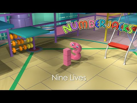 NUMBERJACKS | Nine Lives | S1E13