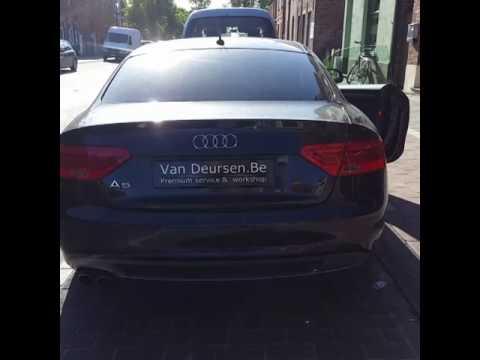Audi A5 full retrofit to facelift led rear...