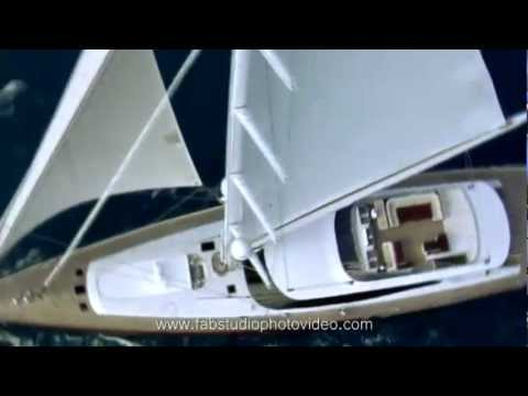 Sailing Yacht KONKORDIA now Sailing Yacht PRANA