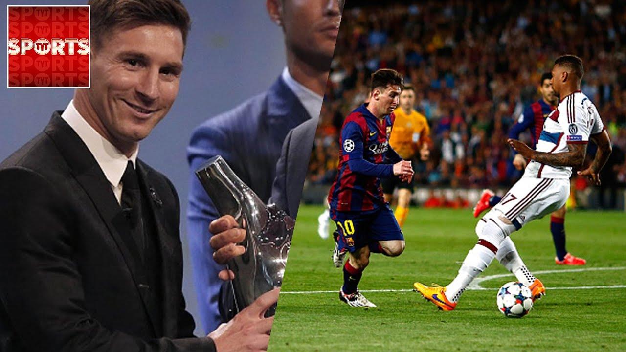 maxresdefault messi wins uefa best player award [messi vs boateng memes tweets