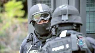 CHOGM 2011 - WA POLICE