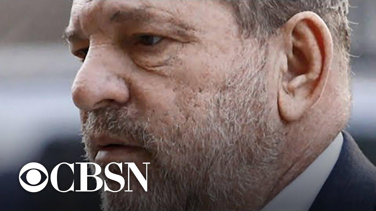 Harvey Weinstein's alleged LA sex assaults came days before 2013 ...