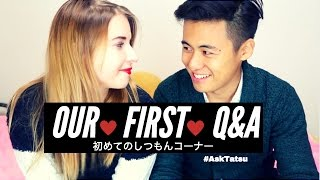 Q&A With My Boyfriend Tatsu (Enable CC for English Subs!)
