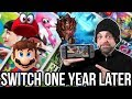 Nintendo Switch - One Year Later - The GOOD and BAD! | RGT 85