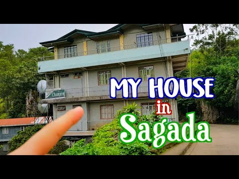 My HOUSE TOUR in SAGADA!! | Where I AM STAYING W/ MAUI BOY 😹