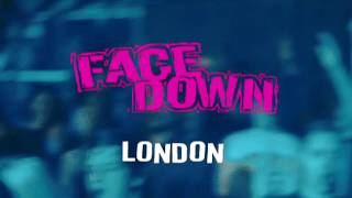 AS LIONS LIVE @ SCALA, LONDON - SCUZZ TV'S CLUB FACEDOWN