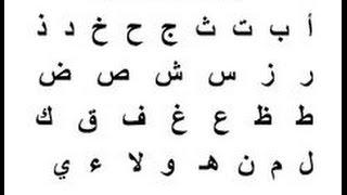 alif ba ta in urdu and arabic for kids