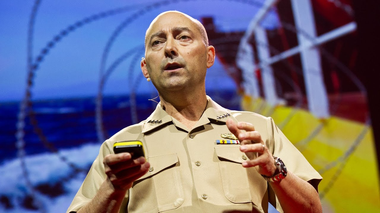 Stavridis' Book 'Sea Power' Explains Why Oceans Matter In Global Politics