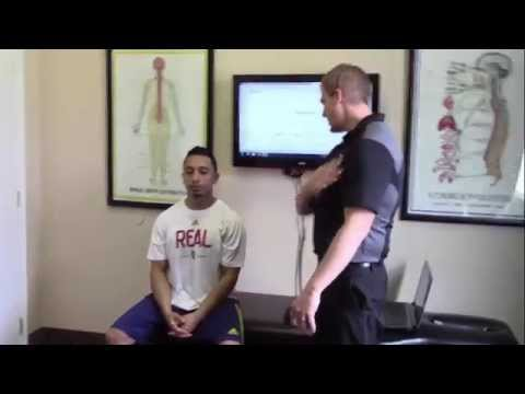 How to tape shoulder joint , Shoulder injury, Tape AC joint injuries