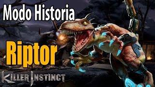 Скачать Killer Instinct En Español Modo Historia Riptor Xbox One