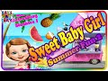 Sweet Baby Girl Summer Fun 2 - Holiday Beach Party - summer time games - games - Tuto Toons
