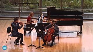 schubert trio for piano strings no 1 in b flat major op 99 d 898 mvmt ii