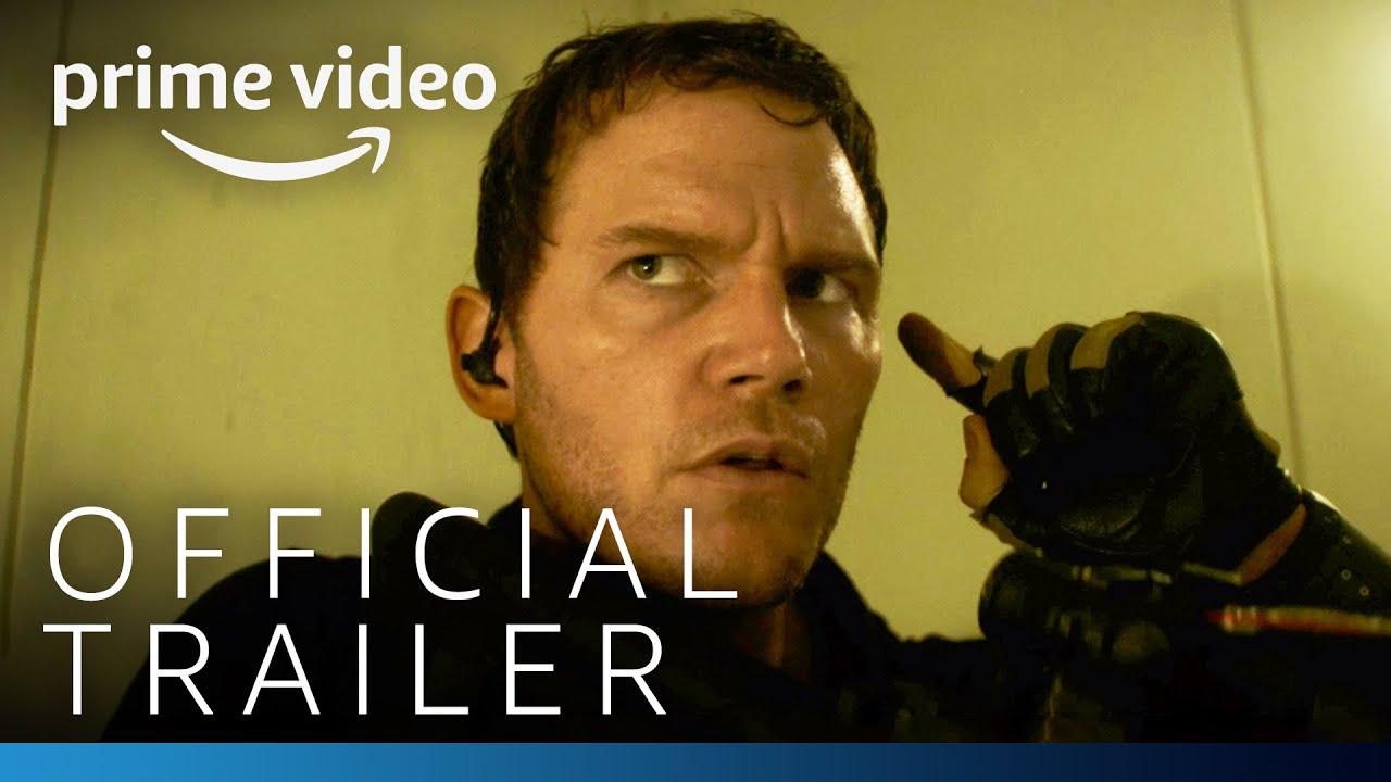 Chris Pratt in de officiële Tomorrow War trailer voor Amazon Prime Video