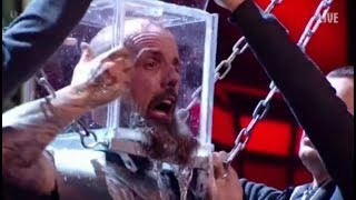 WARNING: Escapologist Matt Johnson NEARLY DIES On LIVE TV!!! | Britain's Got Talent 2018