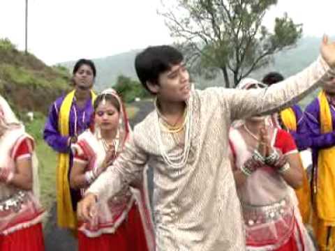 Vindhvasani Mai - Maa Baji Re Paijaniya - Master Badal Bhardwaj - Hindi Song