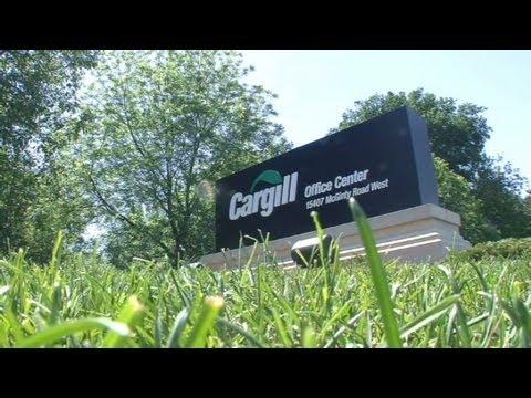 Cargill's 'global food system' vision