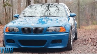 BMW E46 M3 Review!- Ultimate Track Monster!