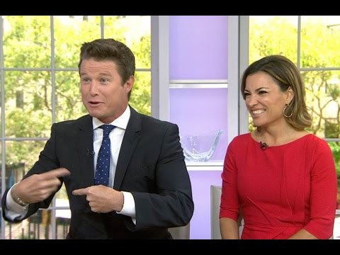Billy Bush Suspended From Today Show After Trump Tapes