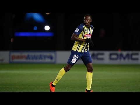 Usain Bolt would work better as a defender - ex-Real Madrid boss Vicente del Bosque