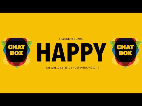 We Are Happy From Baku Azerbaijan ChatBox Pharrell Williams