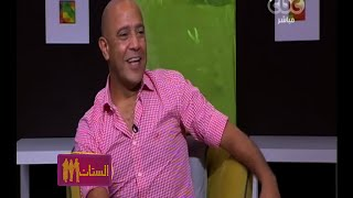 بالفيديو.. أشرف عبدالباقي يكشف علاقته بمصطفى خاطر وشباب مسرح مصر