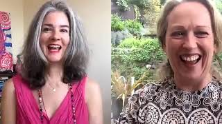 Heart to Heart with Gayatri Claire Beegan: The Sacred Body of Woman -