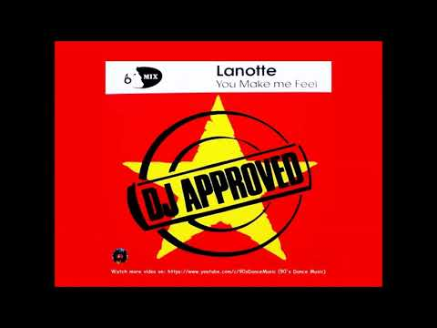 LaNotte - You Make Me Feel (Space Mix) (90's Dance Music)