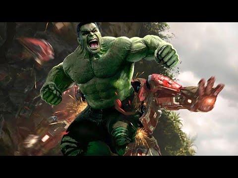 Hulk Bust out of Hulkbuster Armour Avengers Infinity War Deleted Scene Breakdown Endgame Connection