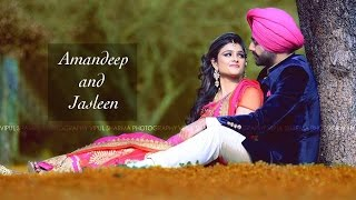 Amandeep & Jasleen  Ring Ceremony  Highlights  Chandigarh
