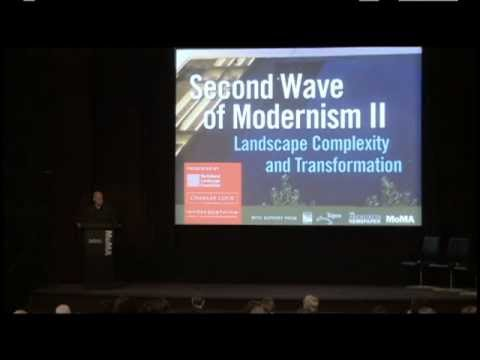"""Video: Lisa Gimmy Leads Discussion at MOMA as part of TCLF'S """"Second Wave of Modernism II"""""""