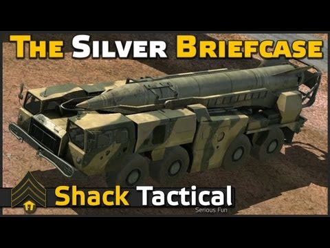 The Silver Briefcase - ShackTac Arma 2