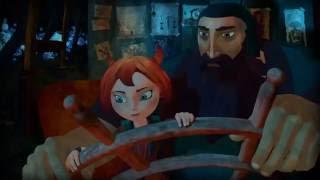 ВЕТРЯНЫЕ МЕЛЬНИЦЫ - захватывающий мультфильм фантастика