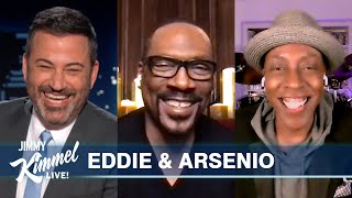 Eddie Murphy & Arsenio Hall on Friendship & Coming 2 America